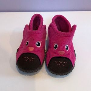 Other - Cute toddler house slippers with great traction.